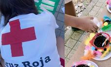 Cruz Roja busca voluntarios para el programa de apoyo educativo y ocio infantil