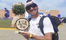 Jairo Sánchez se hace con el bronce del VI Trail Ciudad de Melilla