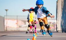 Miajadas acogerá el curso infantil de Iniciación al patinaje