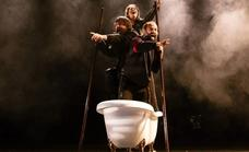 La obra de teatro de comedia 'Conquistadores' pasará por Miajadas