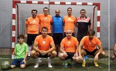 El Talleres Anglo Veteranos debuta en la nueva liga de Fútbol 5