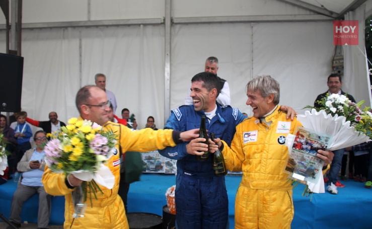 Entrega de premios del IV RallySprint Culebrín-Pallares