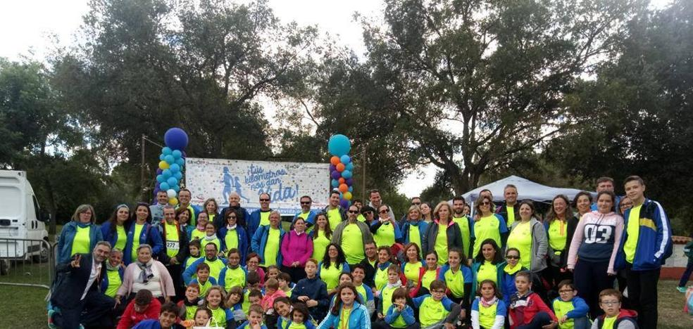 Monesterio se vuelca en Sevilla con el cáncer infantil
