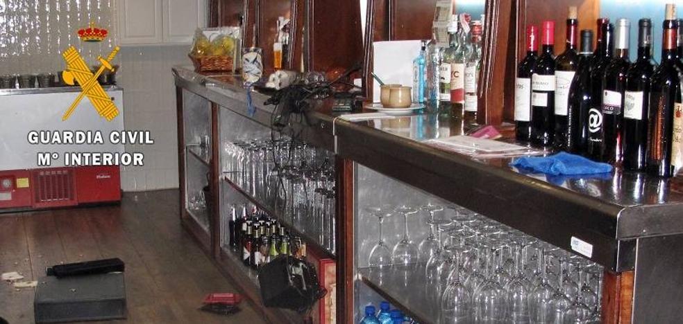 Detenido un vecino de Monesterio como presunto autor de seis robos en Zafra
