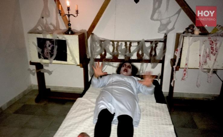 Casa del Terror de Halloween
