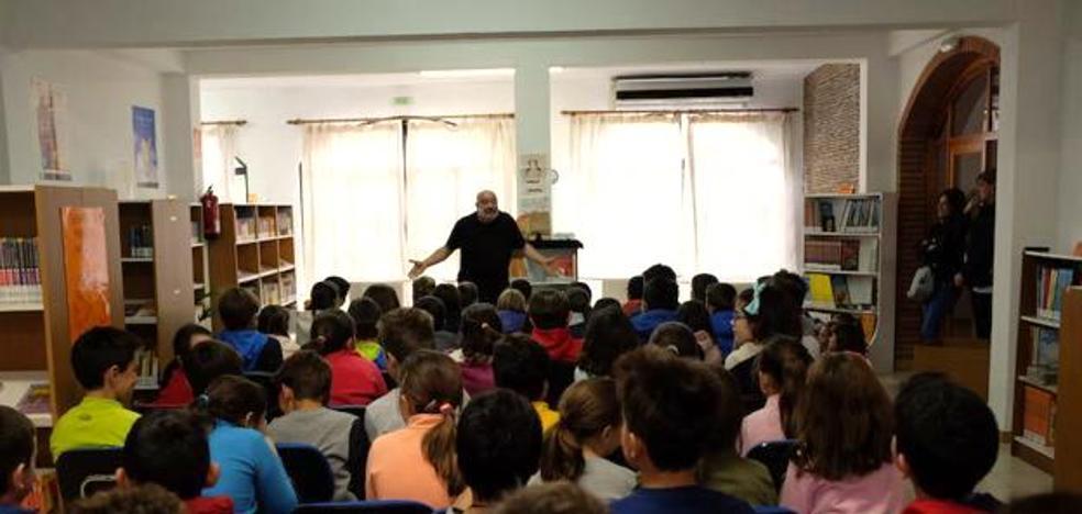 Este miércoles, cuentos para facilitar la lectura a los más pequeños