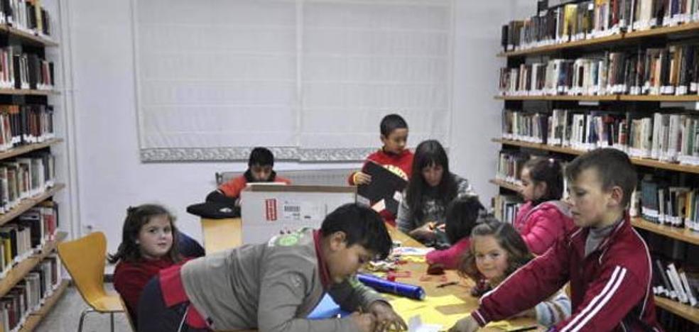 Esta tarde, taller para facilitar la lectura a los más pequeños