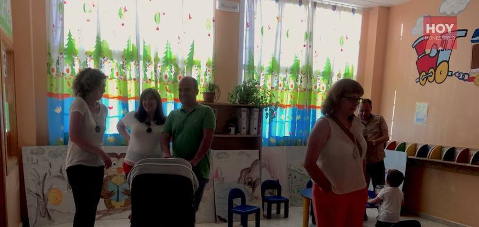 La Escuela Municipal Infantil celebra este viernes jornadas de puertas abiertas