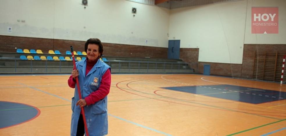 Antonia, trabajadora municipal, es la agraciada de la Lotería Nacional en la localidad