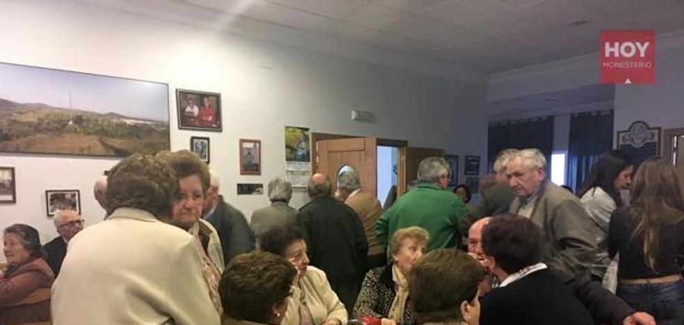 La exposición 'Mirando al futuro' puede visitarse desde ayer en el CID Tentudía