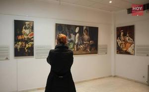 El MUBA trae a Monesterio obras de 22 artistas extremeños