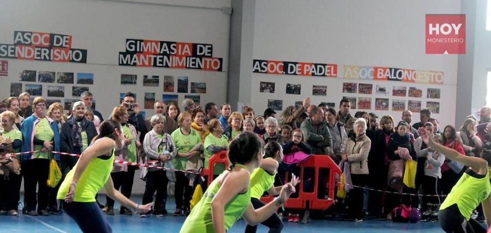 Monesterio se convierte en la ciudad del deporte