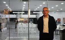 José Pedro Farrona, 11 años manteniendo la paz en Monesterio