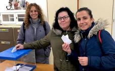 El colegio y el instituto celebran elecciones parciales al Consejo Escolar