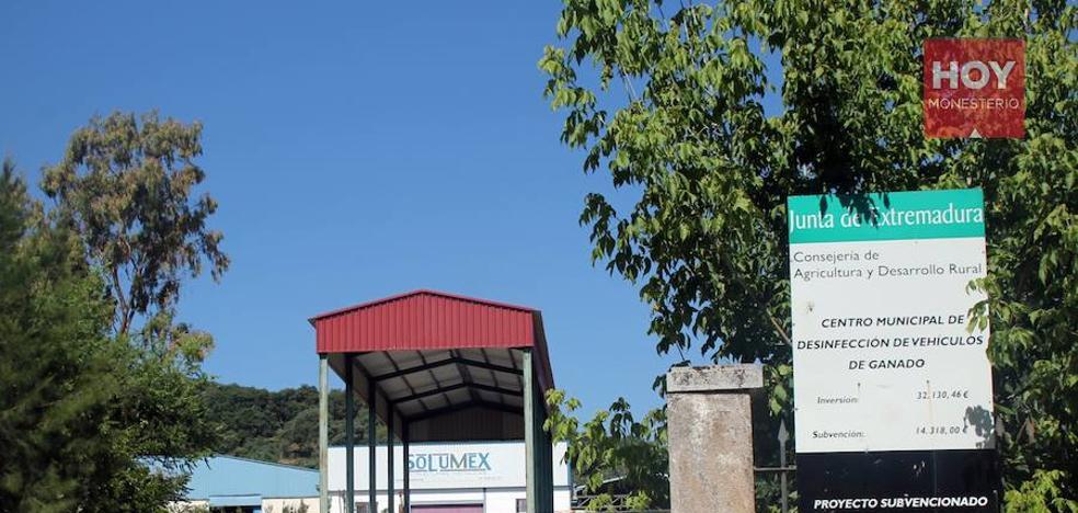 Vuelve a funcionar el Servicio Municipal de Desinfección de Vehículos