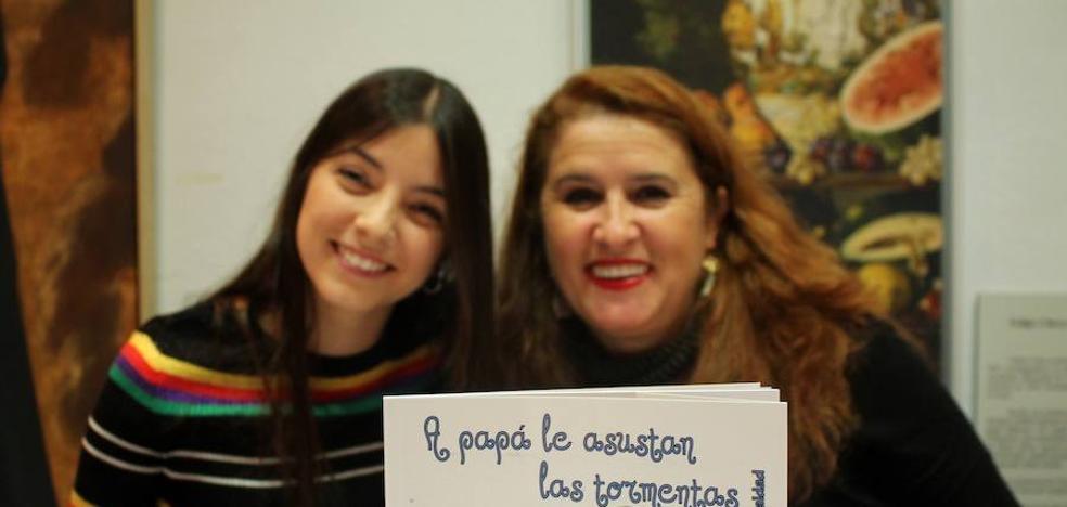 La monesteriense Elena Sánchez ilustra un libro para trabajar la igualdad entre sexos