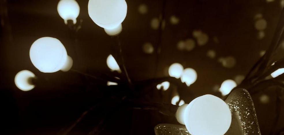 La inauguración de la Navidad se traslada por la lluvia al pabellón de cristales