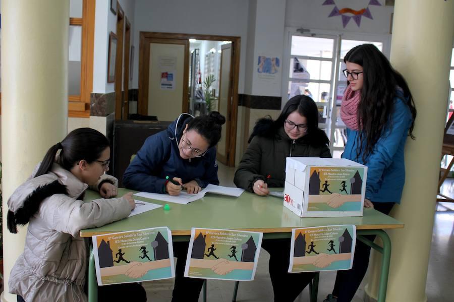 La San Silvestre del instituto destinará sus fondos a tratamientos para niños con diversidad funcional