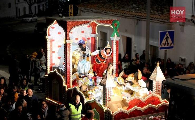Multitudinaria Cabalgata de Reyes Magos