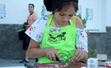 El concurso 'Junior Chef Monesterio' busca divulgar la cocina entre los más pequeños