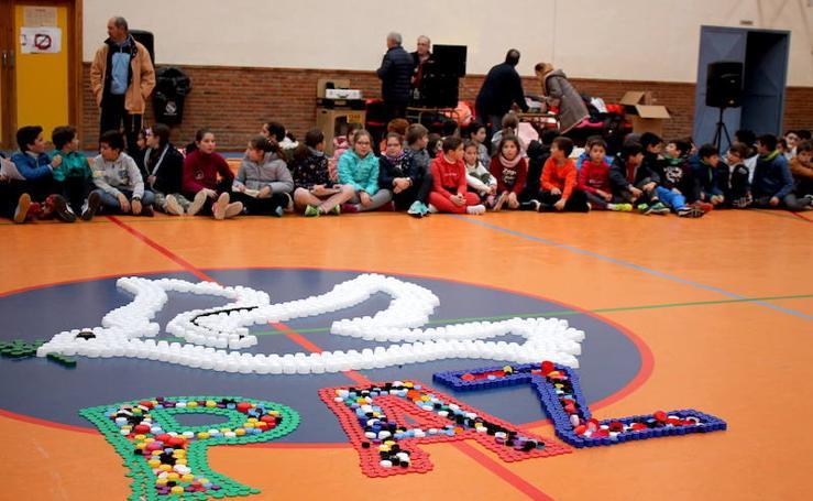 Conmemoración del Día de la Paz y la No Violencia en el CEIP 'El Llano'