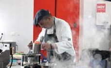 Entre los fogones del V Concurso de Cocina Nacional de la Dehesa