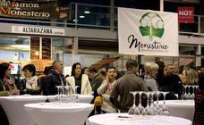 Inauguración del Mercado de la Dehesa con un maridaje de quesos y vinos