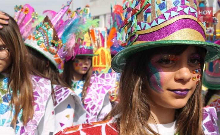 Pasacalles infantil del viernes de Carnaval