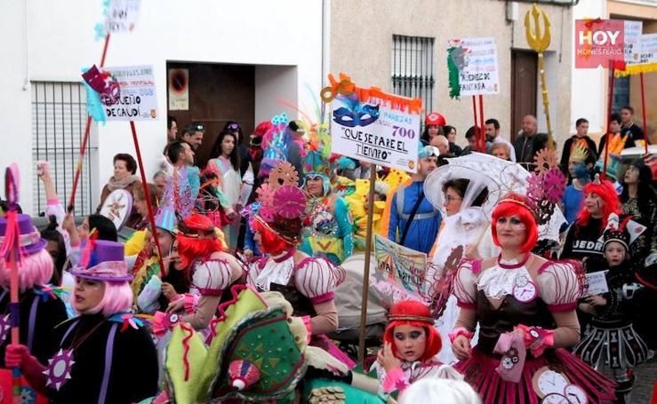 Pasacalles popular del sábado de Carnaval