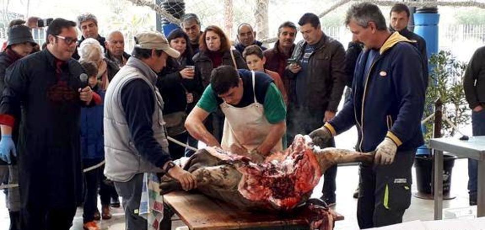 El rito de la matanza tradicional volverá a promocionar los productos locales el 23 de marzo