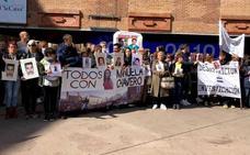 Monesterio vuelve a estar presente en el Día de las Personas Desaparecidas en Madrid
