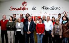 Nuevas incorporaciones en la candidatura socialista de Monesterio para las elecciones municipales