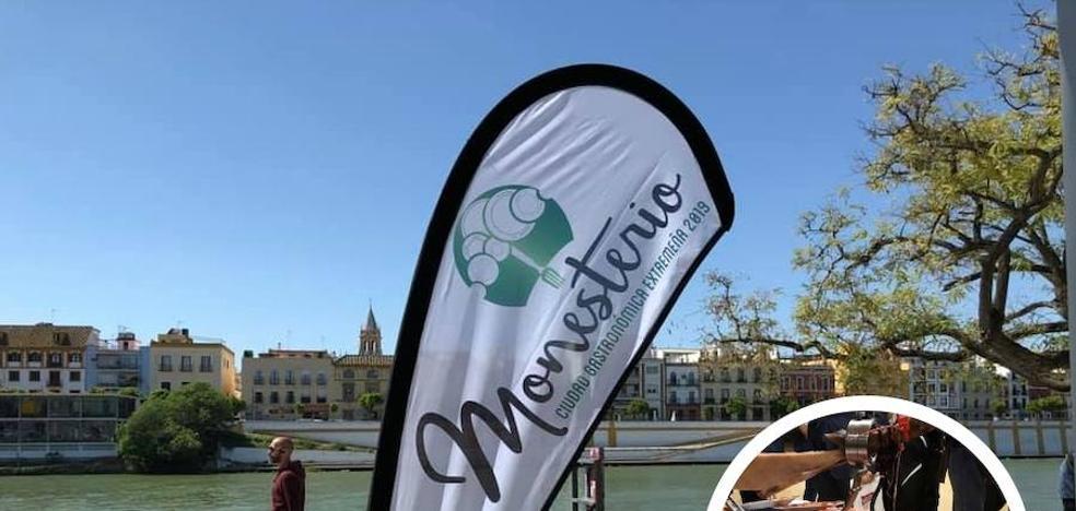 Sevilla saborea la gastronomía monesteriense