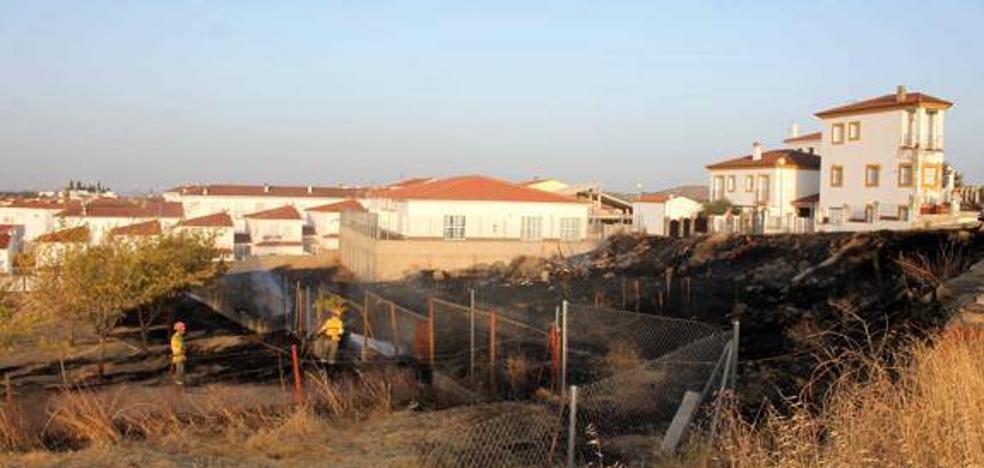 Los propietarios de terrenos y solares de Monesterio tienen todo el mes de abril para limpiarlos