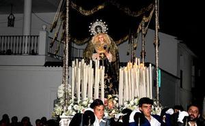 La Archicofradía ya cuenta con una treintena de portadores para sacar a hombros a la Virgen de los Dolores