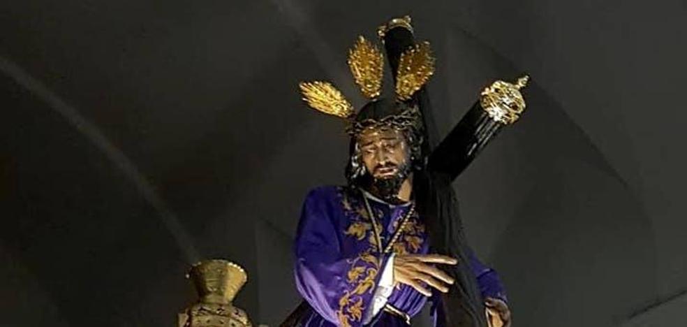 Ayer comenzaron las Estaciones de Penitencia con 'Nuestro Padre Jesús Nazareno'