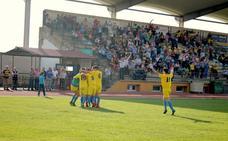 El Monesterio consigue tres goles de ventaja para la segunda vuelta de la primera eliminatoria de ascenso a Primera