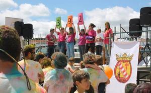La II Carrera The Color Run de Monesterio será un homenaje a la pequeña Irene Villalba