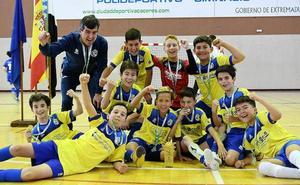 Los alevines de 'El Llano' se medirán con rivales nacionales en el Campeonato de España de Clubes de Fútbol Sala Base