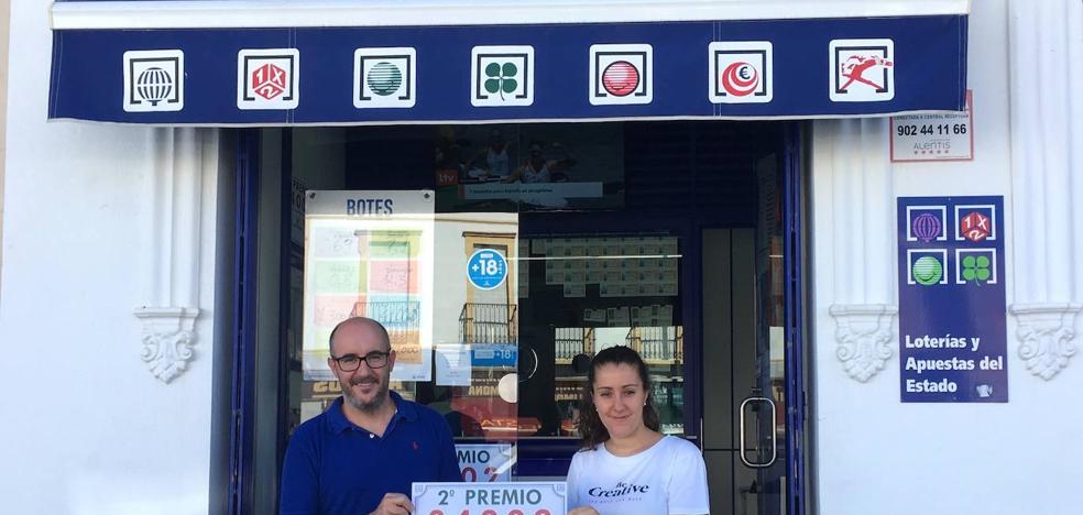 El segundo premio de la Lotería Nacional de este jueves reparte 60.000 euros en Monesterio