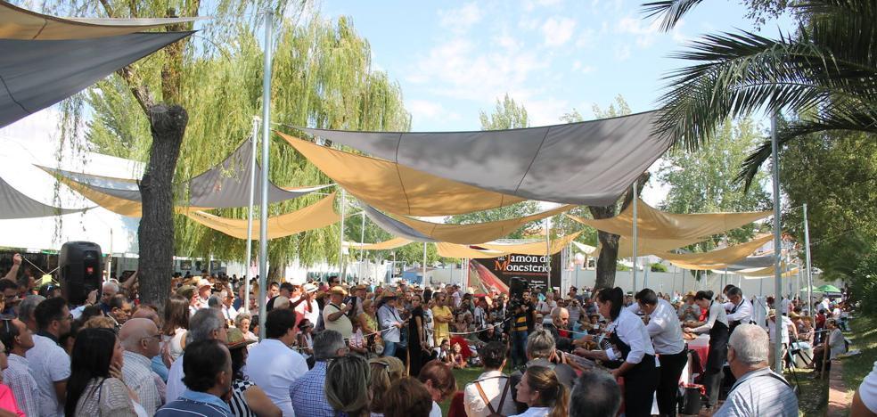 Monesterio da esta noche la bienvenida a sus Ferias y Fiestas 2019 con los actos inaugurales