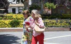 Monesterio, entre las localidades extremeñas más calurosas de este martes que batieron récord en un mes de octubre