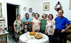 La vecina Casilda Chavero cumple 99 años