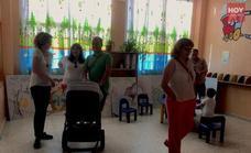 Arranca con retraso el curso en la Escuela Infantil Municipal