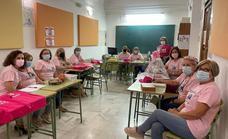 Todo a punto para la III Marcha Solidaria Contra el Cáncer de Mama de AOEX Monesterio