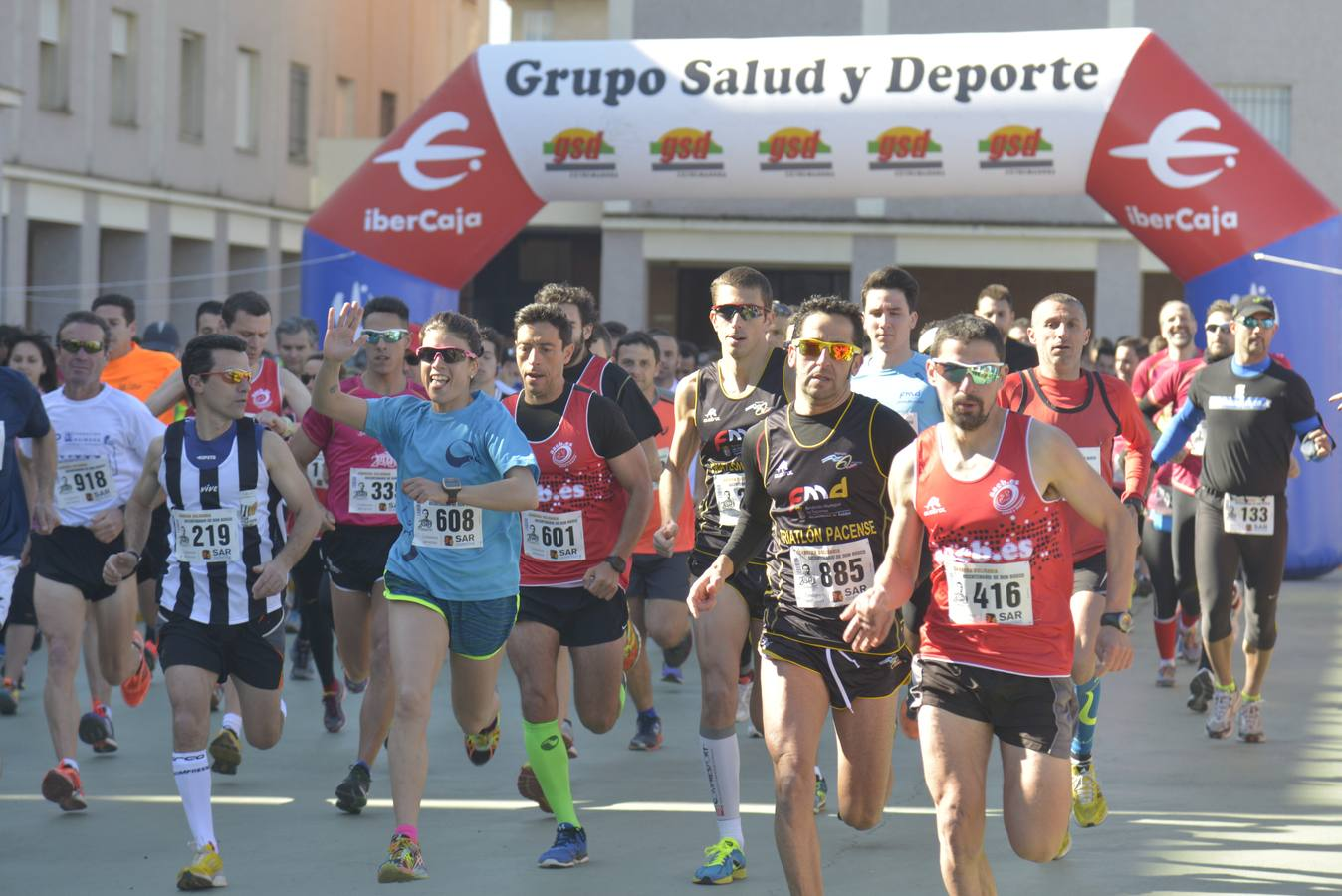 Carrera solidaria Don Bosco