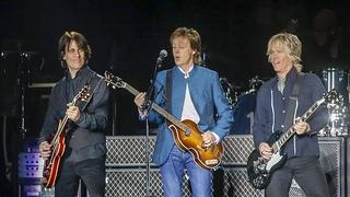 McCartney recorre su trayectoria en Madrid