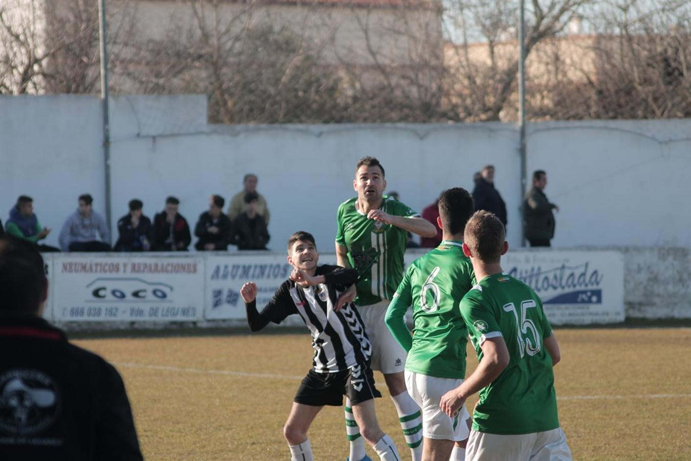 Racing Valverdeño - CD Badajoz B