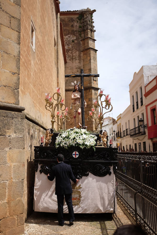 Domingo de Resurección en Zafra