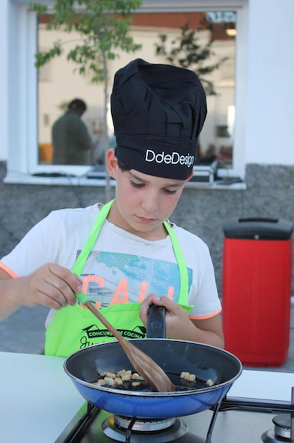 II Junior Chef Monesterio